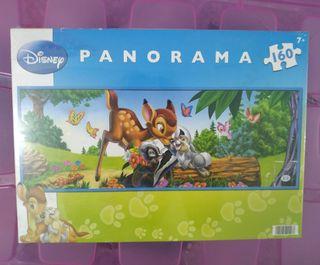 Puzzle Panorámico Disney nuevo
