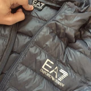 Ea7 mens coat