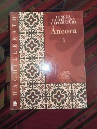 Libro Lengua Castellana y Literatura Bachillerato