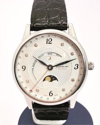 Reloj Montblanc Boheme Moongarden. Mujer.