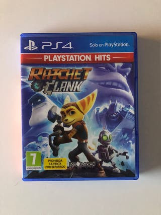 Juego ps4 Ratched & Clank