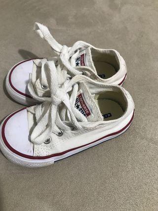 Converse bebé