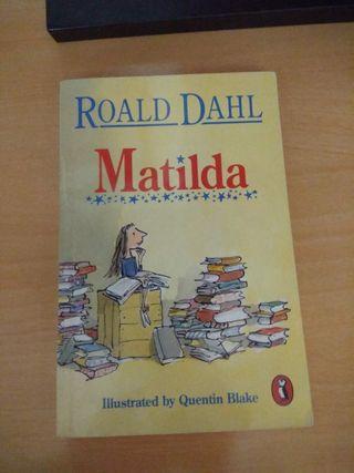 Matilda libro