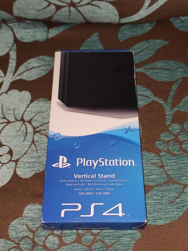 Soporte vertical oficial PS4 Slim/Pro