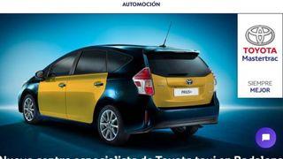"""Licencia taxi Barcelona+coche 115mil€""""martes"""""""