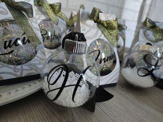 Bolas Navidad personalizadas