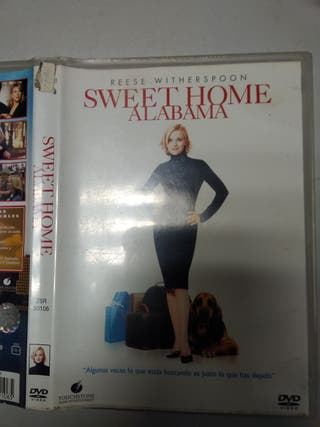 pelicula dvd sweet home alabama