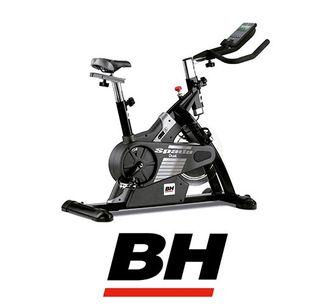 Bicicleta BH Estática Indoor H932 I.Spada