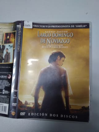 pelicula dvd largo domingo de noviazgo