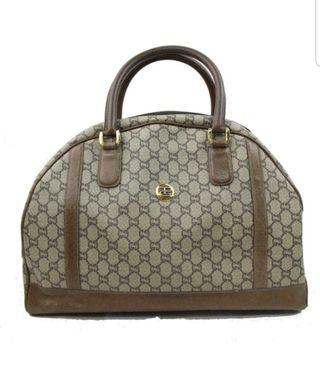 bolsa de viaje Gucci