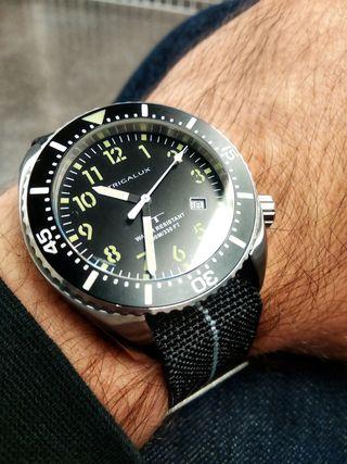 Reloj Trigalux T-Diver