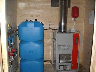 Tecnico calefaccion. Reparacion calderas.