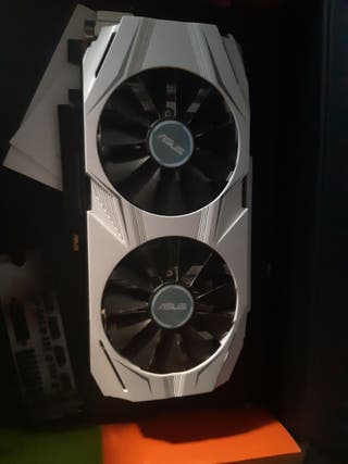 gtx 1060 6gb Asus geforce dual