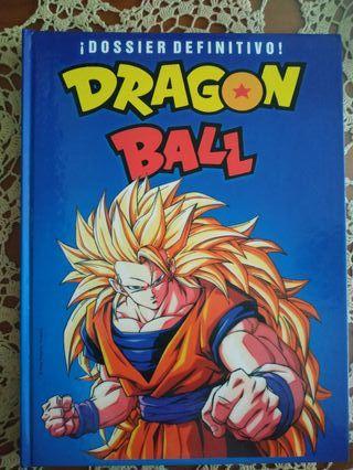 Dragon Ball Dossier Definitivo