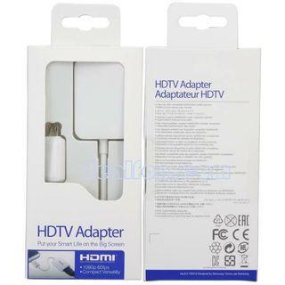 Adaptador de MHL a HDMI Cable Hdtv