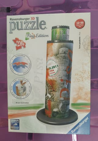 Puzzle Torre Pisa 3D