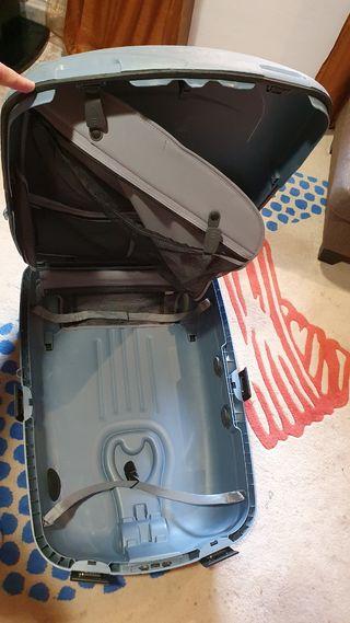 maleta rigida de viaje