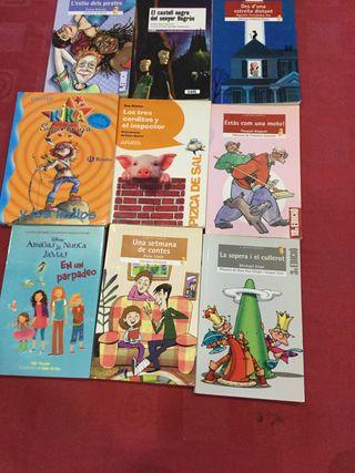 Lecturas de primaria Libros