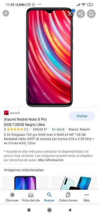 Xiaomi note8 pro
