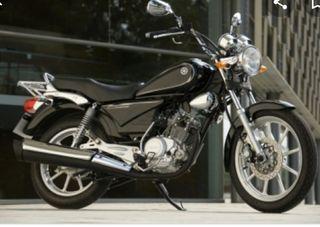 Yamaha yb 125 custom
