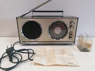 RADIO TRANSISTOR INTER EUROMODUL 118/8