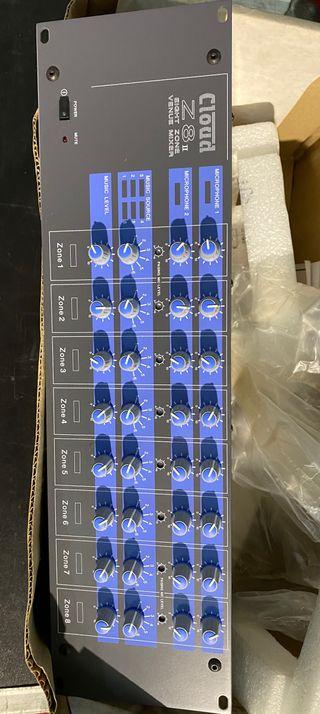 Mezclador zona CLOUD Z8 II mesa mezclas NUEVO