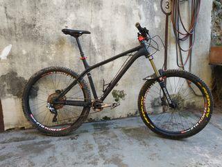 MTB Enduro Rígida bicicleta