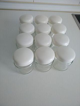 vasos de yogurtera