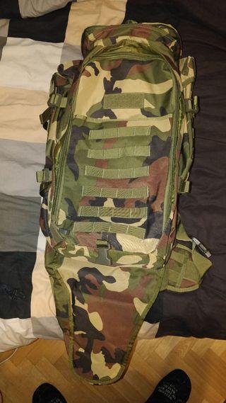 mochila porta arma