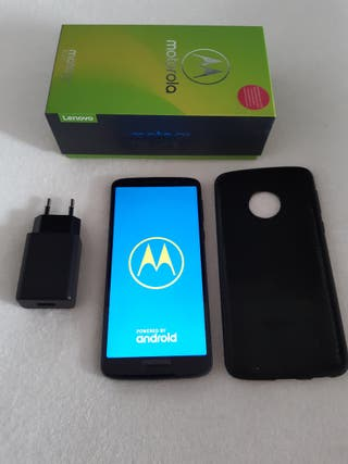 Lenovo Motorola Moto G6 Plus 4Gb 64Gb