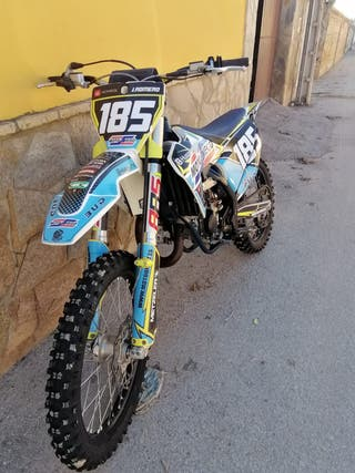 Husqvarna 125cc 2019
