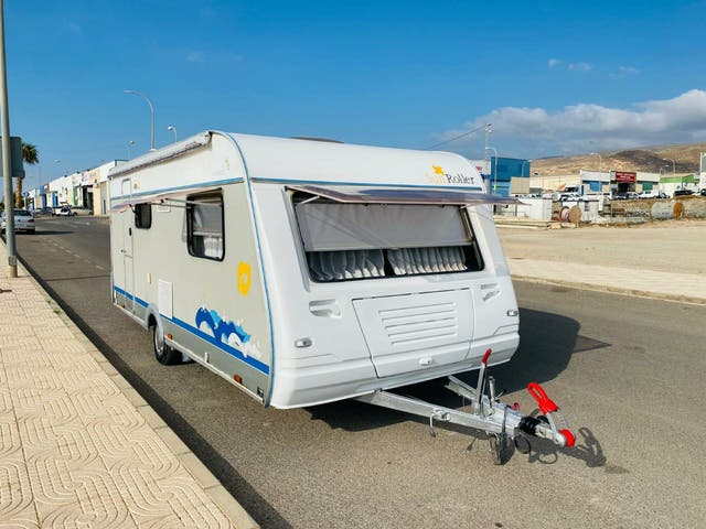 sun roller princess aire mover full
