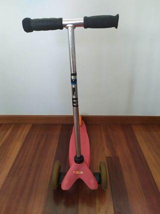 Patinete Micro 3 ruedas