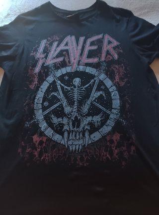 Slayer Camiseta L