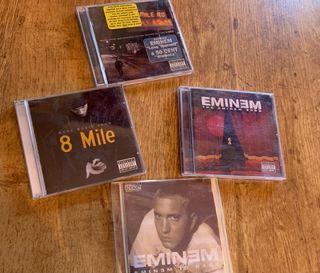CD's EMINEM