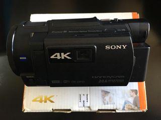 Sony FDR AXP33 4K Videocámara
