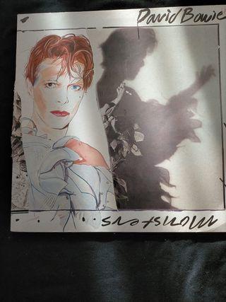 Vinilo David Bowie Monsters
