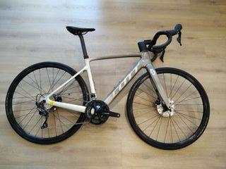 Bici Carretera eléctrica SCOTT ADDICT eRIDE 20 202