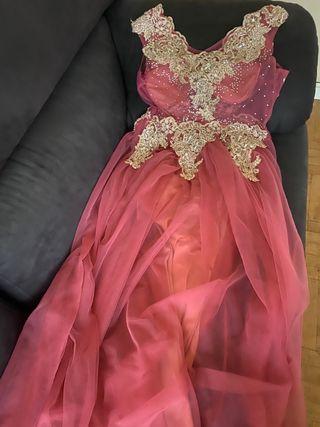 Vestido de novia brilli para gitana