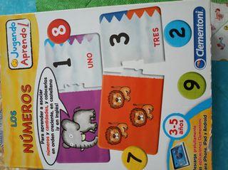 dos juegos de puzzles
