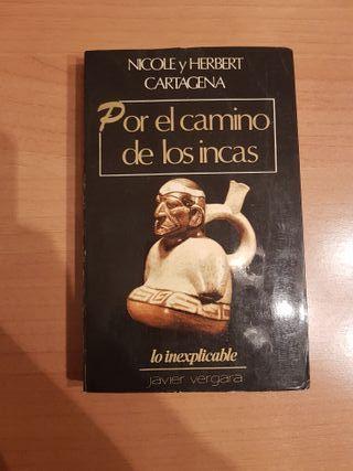 """Libro """"Por el camino de los incas"""""""