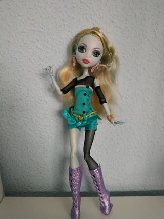 LAGOONA BLUE SCHOOL'S OUT MUÑECA MONSTER HIGH