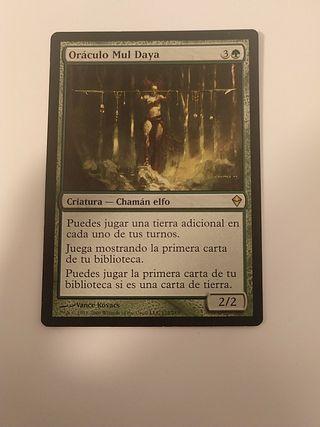 Magic the Gaethering: ORÁCULO DE MUL DAYA