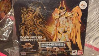 Saint Seiya Soul Of Gold S.O.G God Cloth Shura