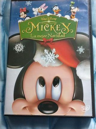 MICKEY La mejor Navidad (Walt Disney) en DVD