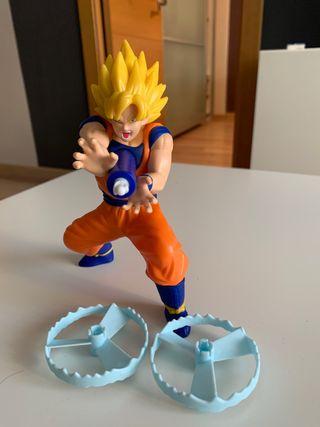 Muñeco lanzador Dragon Ball