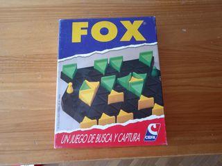 Juego FOX de CEFA