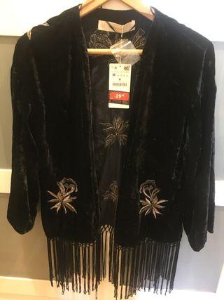 Chaqueta/kimono nuevo Zara