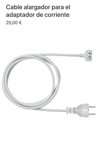 Cable alargador Apple original