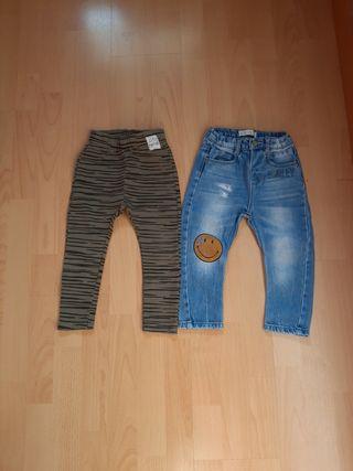 Pantalones 18-24 meses